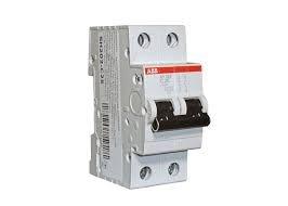 Фото  1 Автоматический выключатель ABB 2p, 25A, B, SH202-B25 2079326