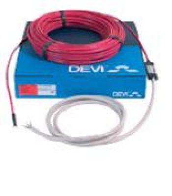 Двухжильный кабель deviflexТМ DTIP-18, 1955/2135, 118 метров