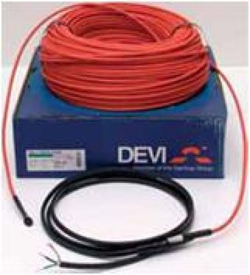 Двухжильный нагревательный кабель deviflexТМ DTIE-17 220 / 230 В, 1098/1200 Вт, 68 метров