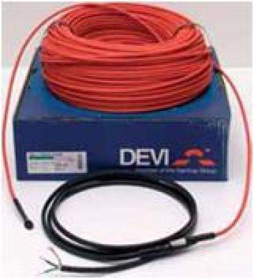 Двухжильный нагревательный кабель deviflexТМ DTIE-17 220 / 230 В, 2379/2600 Вт, 154 метра