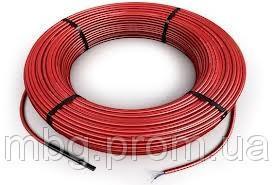 Двухжильный нагревательный кабель TWIN 17W-80, 7,5-10,0кв. м, 80м,1360/1440W
