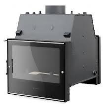 Двусторонний камин Lechma PL - 190 Standard Lux, 19 кВт