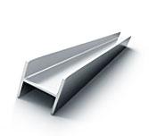 Двутавр алюминиевый 20 Д16Т АД31