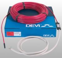 Двужильный нагревательный кабель Devi DTIP-10 (2м)
