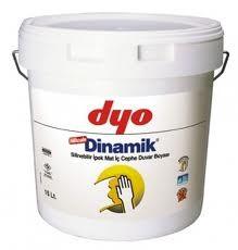 Dyo dinamik ( матовая интерьерная краска на силиконовой основе ) 2,5л