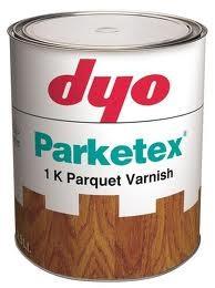 Dyo Parketex ( Паркетный лак ) полуматовый 2,5л