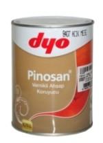 Dyo Pinosan ( Pinostar ) ( Защитная пропитка с лаком ) 0,75л