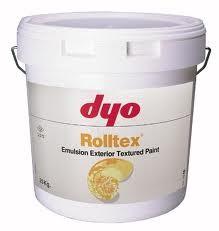 Dyo Rolltex Texture ( Фасадная структурная краска ) 15,0л