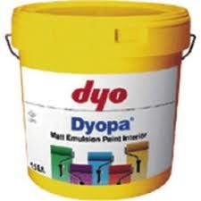 Dyopa Mat ( Матовая интерьерная краска ) 2,5л