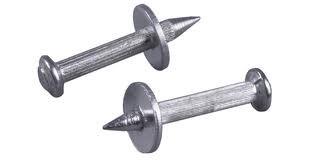 Дюбель-гвоздь 4,5х30, 40, 50, 60, 80 мм для пристрелки пистолетом ПЦ84 и патроном Д3 Д4 сеток, фанеры, листов металла