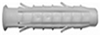 Дюбель распорный марка: Amex (цена за 100 шт. ) Размер 6 х 30
