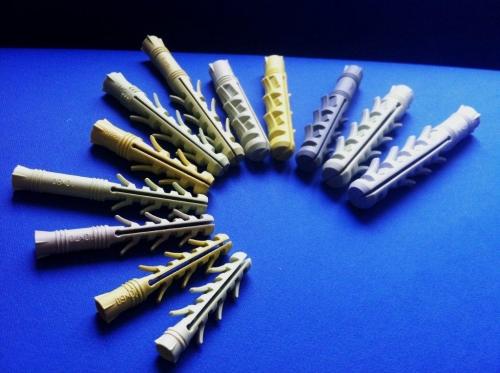 Дюбели распорные серии ZUBR от 10х50 до 16х120 mm 12 типоразмеров