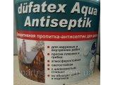 Фото  1 Дюфа Дюфатекс Аква антисептик цветная пропитка (10л) 1843810
