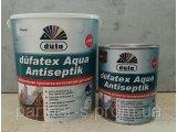 Фото  1 Дюфа Дюфатекс Аква антисептик цветная пропитка (2,5л) 1843809