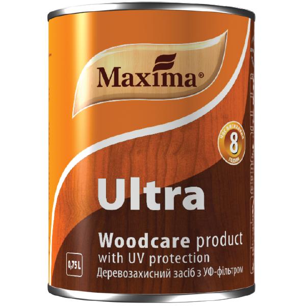 Деревозащитное средство с УФ-фильтром Ultra TM Maxima