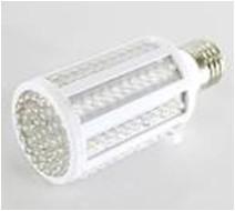 E27 120 LED White
