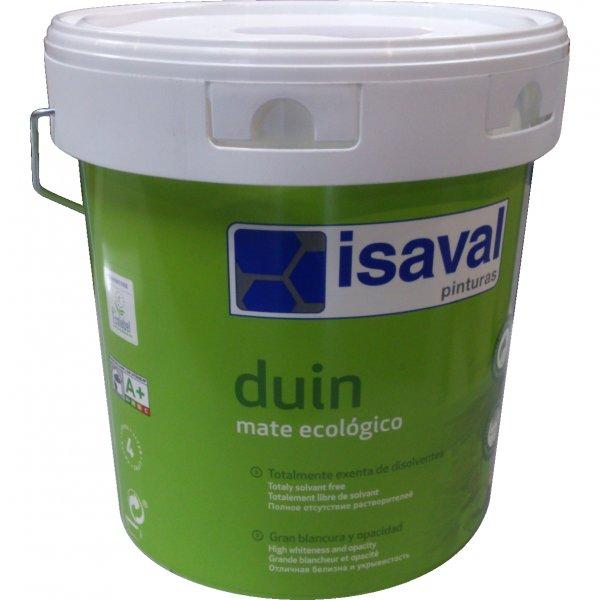 Фото  1 Экологическая краска для стен и потолков детских комнат, больниц, садиков, не вызывает аллергии - Дуин 4л 1848855