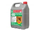 Фото 1 ECOSEPT 400 - антисептик для древесины 340269