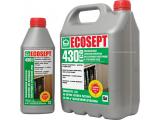 Фото 1 ECOSEPT 430 ECO - невымываемый антисептик для древесины 340271