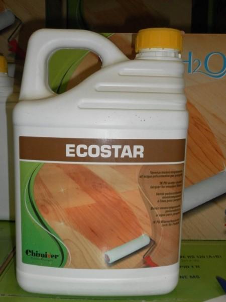 ECOSTAR (паркетний лак, однокомпонентний)