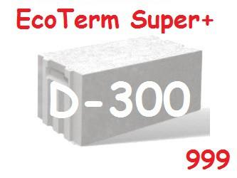 Газобетон(газоблок) автоклавный AEROC EcoTerm super Plus, не требует утепления!!!