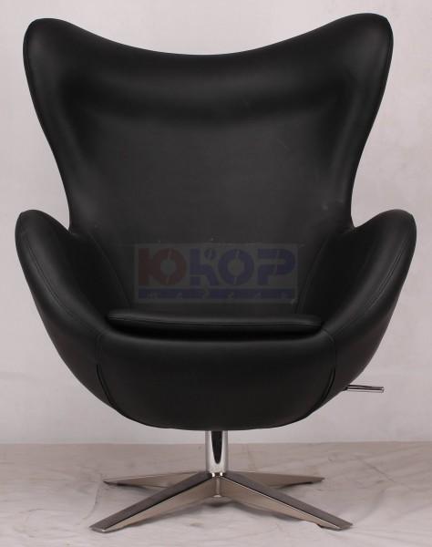 Кресло Egg (Яйцо) кожзам, купить кресло Эгг для кафе, бара, дома, офиса, салона Киев