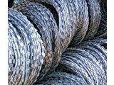 Фото  1 Егоза, спиральный барьер безопасности 500мм 5 скобы 1846751