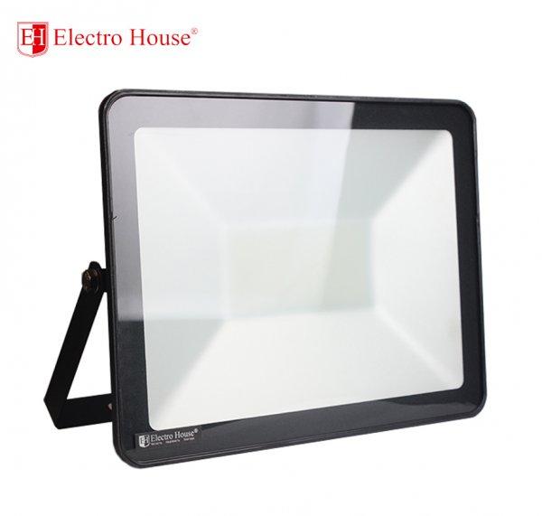 Фото  1 Светодиодный прожектор ElectroHouse 150Вт 13500Лм с холодным светом 2226782