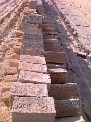 Экологический стеновой материал — Ракушняк, ракушечник. Ровные углы, плотный камень, отборной.
