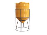 Фото  1 Емкость конусная 300 литров бак без подставки бункер, силос 2014839
