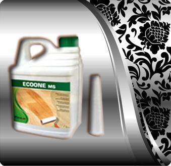 Экостар-однокомпонен тный полиуретановый лак на водной основе.