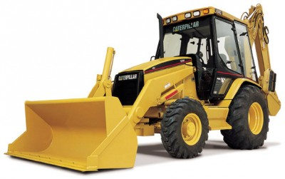 Экскаватор Caterpillar (гидромолот) грузоподъемность - при максимальной высоте 3395 кг