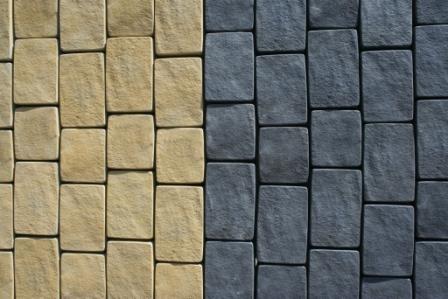 Эксклюзивная тротуарная плитка под натуральный камень, с новой оригинальной поверхностю, фасадная плитка