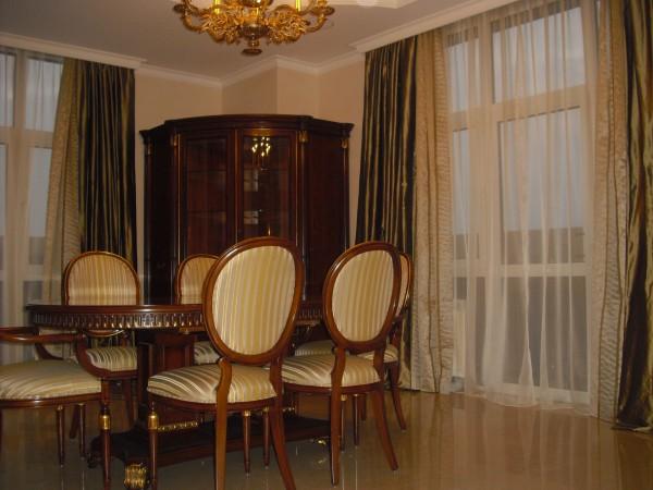 Эксклюзивный домашний текстиль: шторы, гардины, покрывала и многое другое высокого качества.