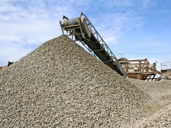 Экспортные поставки щебня из Украины