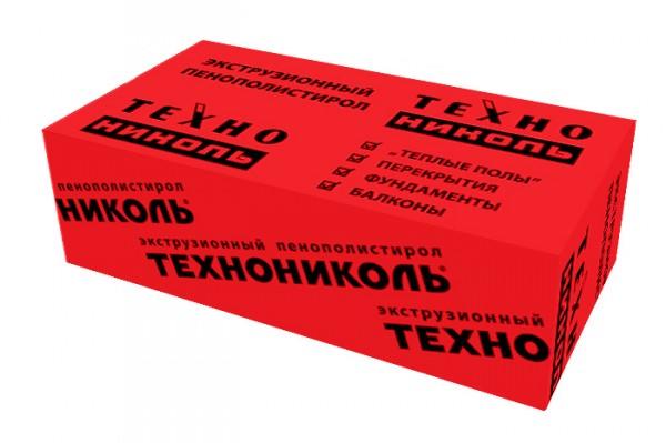 Экструдированный пенополистирол ТЕХНОПЛЕКС 35 250 Стандарт, 1180x580x50