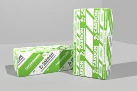 Экструзионный пенополистирол Carbon Eco пе (118*58*10см)/0,0684 4 м3 4 шт Carbon Eco