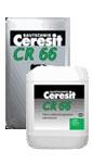 Эластичная двухкомпонентная гидроизоляционная смесь Ceresit CR66 (17,5 кг+5л)