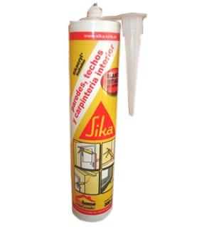 Эластопластичный однокомпонентный герметик для внутреннего применения Sikacryl® —HM