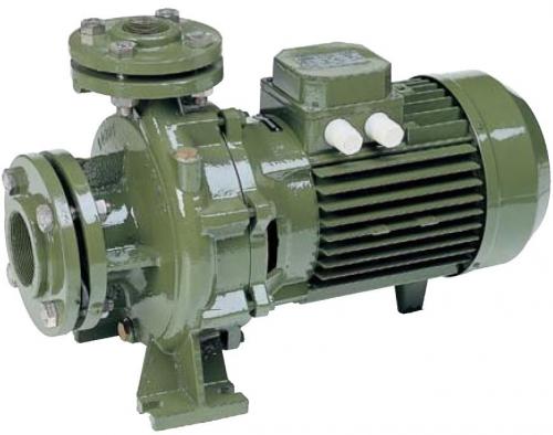 Электрические насосы серии IR-IR4P для систем отопления, кондиционирования, пожаротушения
