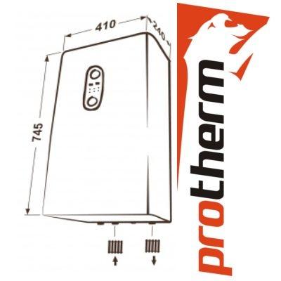 Электрический настенный навесной котел Protherm (Протерм) Скат 9, мощностью 9 кВт