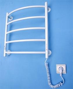 Электрический полотенцесушитель Овал Lux