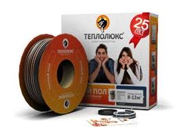 Электрический теплый пол на основе одножильного кабеля 15ТЛОЭ2-21 (0,33кВт) до 2,5 м2