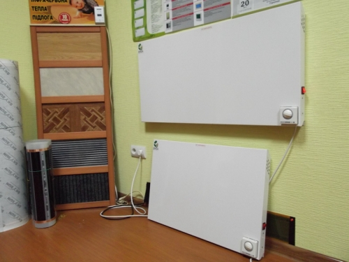 Электрическое инфракрасное отопление (экономичное и полезное для здоровья) http://teplonog. cv. ua/