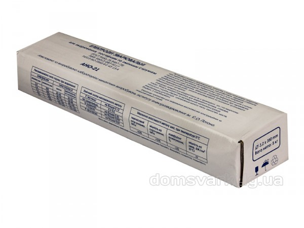 Электроды АНО-21(5кг), з-д Патона