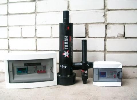 Электродный котел Галан Гейзер 15 кВт