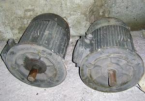 электродвигатель 4АS 132 8,5х1390