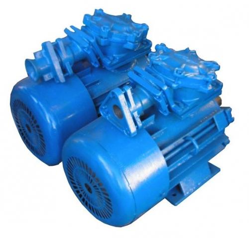 Электродвигатели, вентиляторы, компрессора, насосы