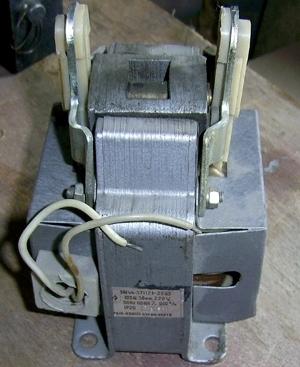 Электромагнит ЭМ 44-37.1121-20У3