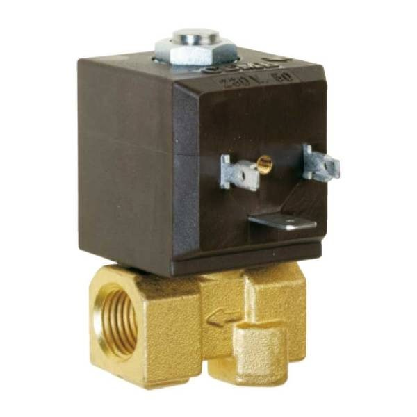 Электромагнитный клапан Ceme 6610 1/4 3mm NBR 230V 50Hz